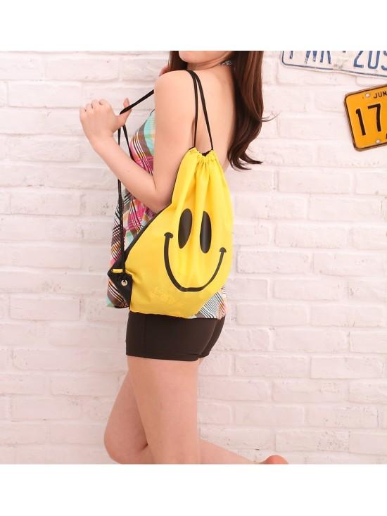 Beach Yellow Sling Bag-Beach Bags | N-Gal
